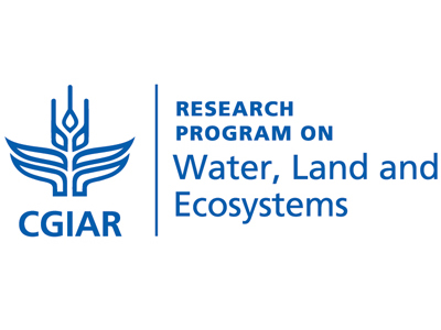 CGIAR Research Program on Water, Land and Ecosystems Logo